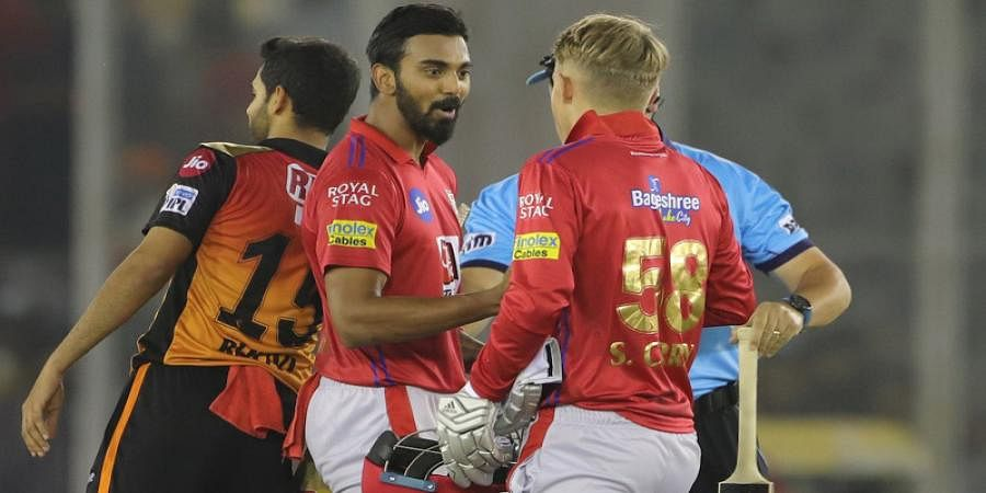 Kings XI Punjab won by 6 wickets Against Sun Risers Hyderabad