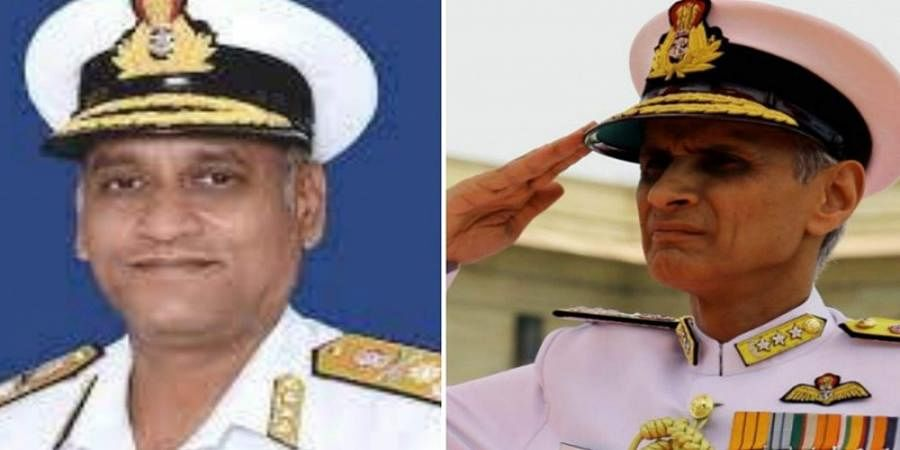 Vice Admiral Bimal Verma withdraws petition from tribunal