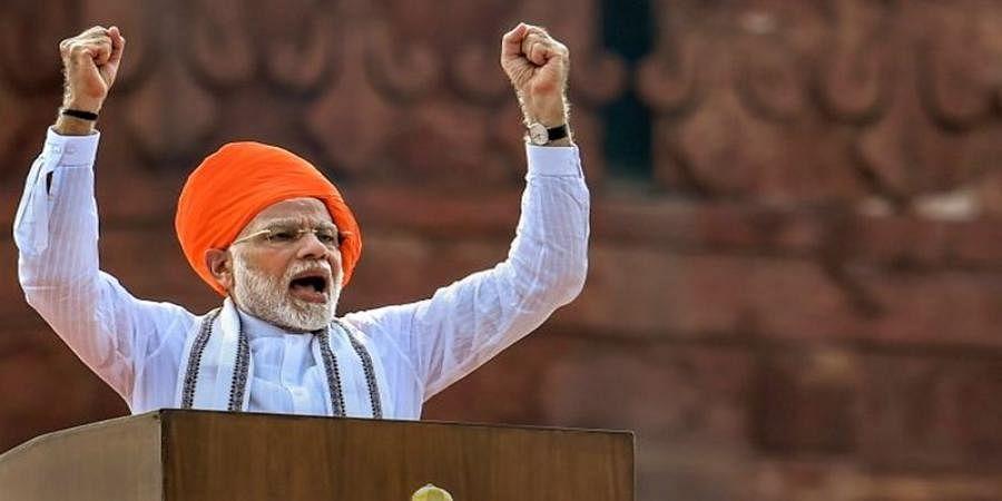 BJP credits PM Modi for Azhar's listing