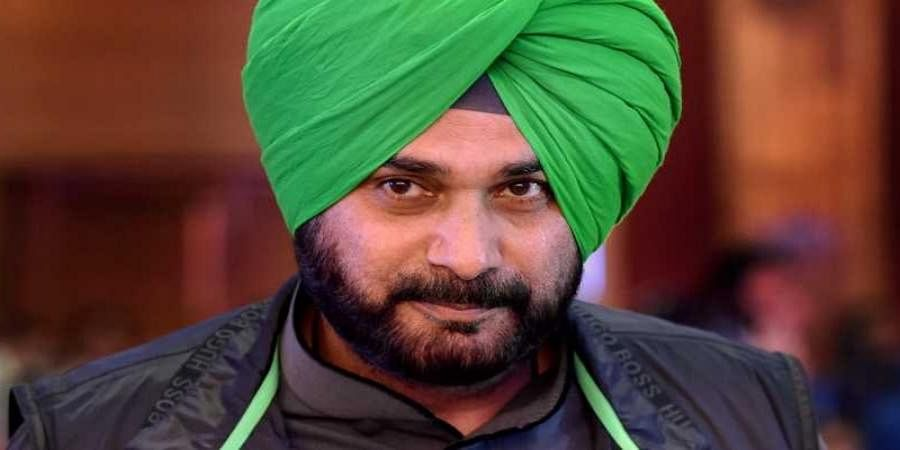 Election commission notice to Sidhu for remarks against PM Modi