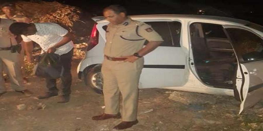 Police firing on rowdy sheeter at Mangaluru