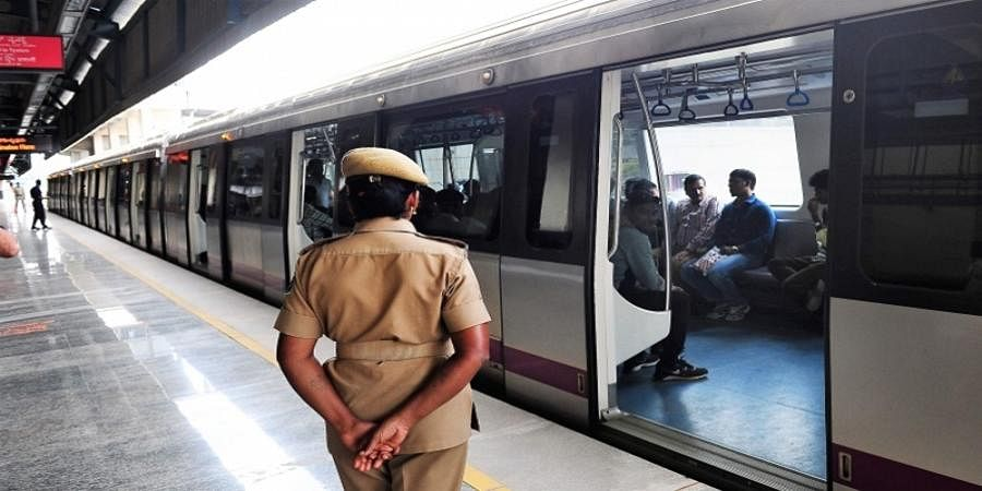 'Suspicious' man who gave Bengaluru cops the slip at metro station identified, traced