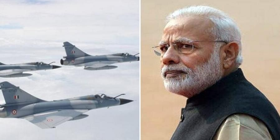 Opposition mocks PM Narendra Modi for radar and clouds comment on Balakot airstrike