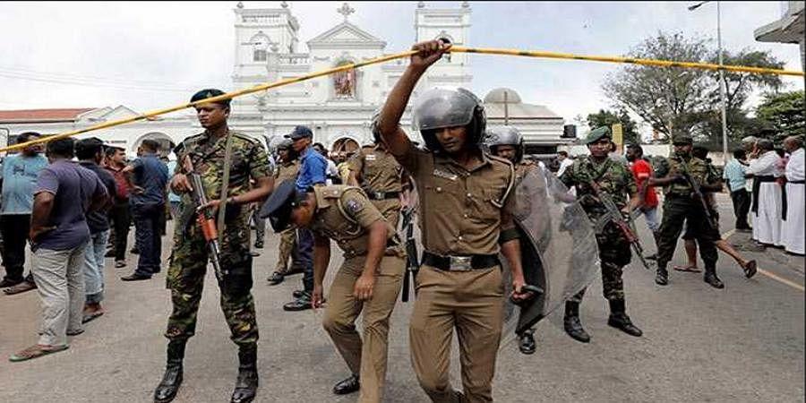 SriLanka Seeks Indian Assistance To Counter Islamic Terrorism