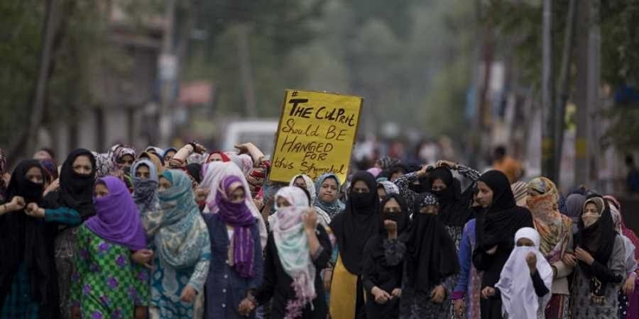 Angry protesters shut down Kashmir Valley over rape of three-year-old