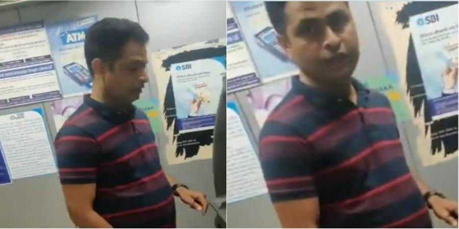 Mumbai man flashes inside ATM, woman posts video on social media