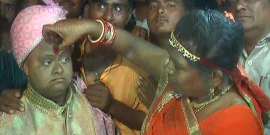 This Gujarat man had a lavish wedding, sans bride
