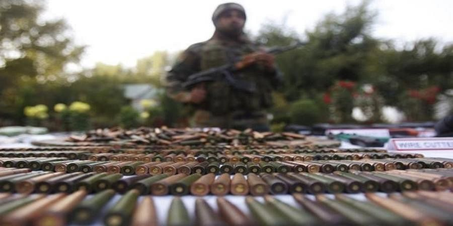 Army raises alarm over rising accidents due to faulty ammunition