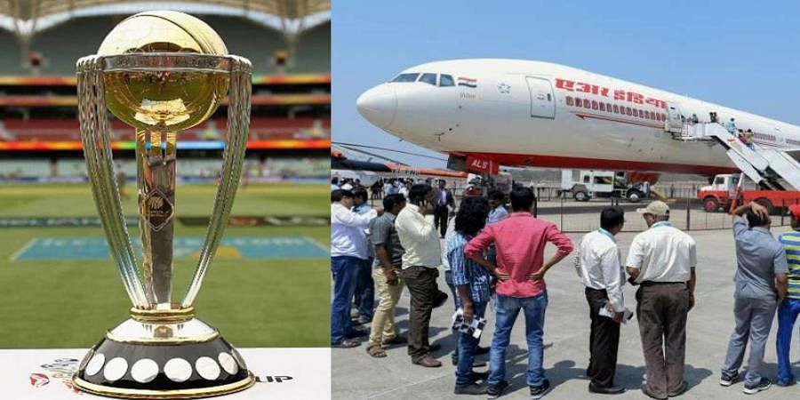 Over 80 thousand Indians may travel for the ICC World Cup