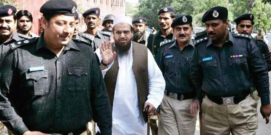 Hafiz Saeed's brother-in-law arrested for 'criticising' Pakistan government