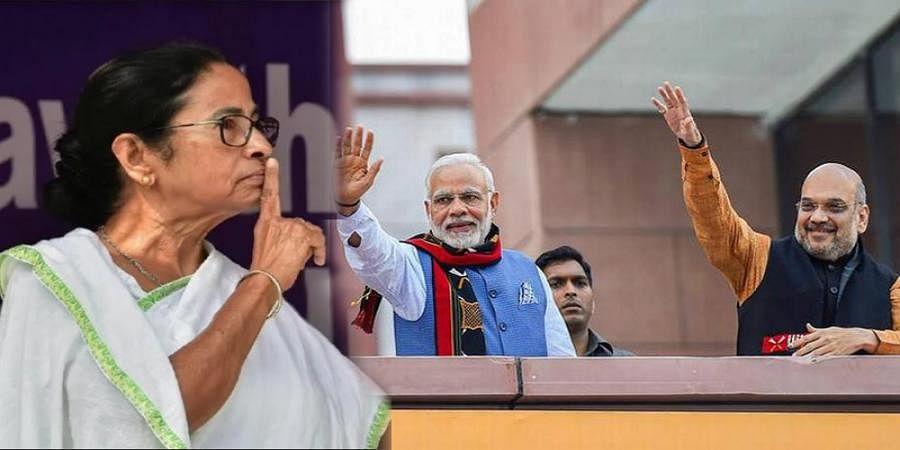 It's EC's gift to Modi And BJP: CM Mamata Banerjee on poll body's order