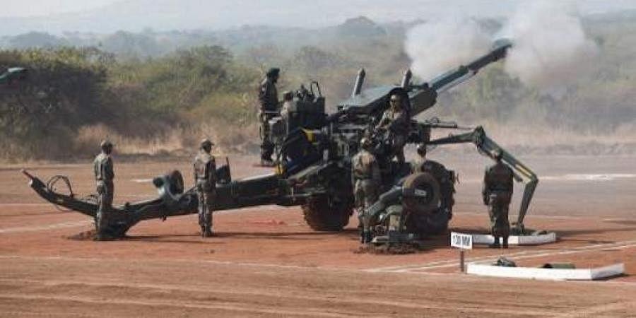 Bofors Canon. | AFP File Photo