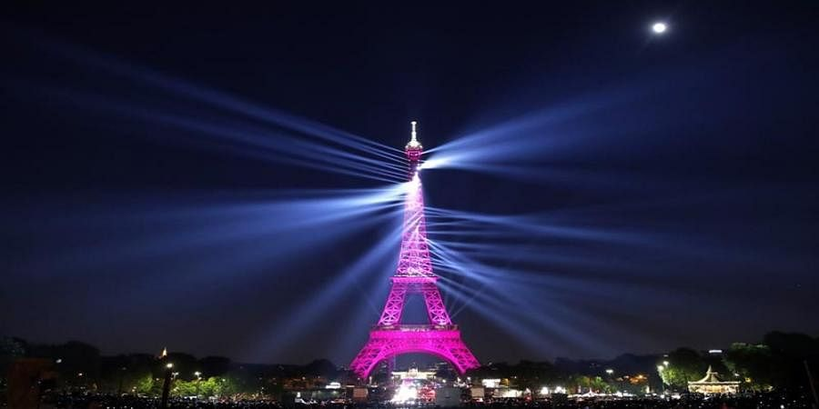 Eiffel tower, the iron lady of Paris turns 130