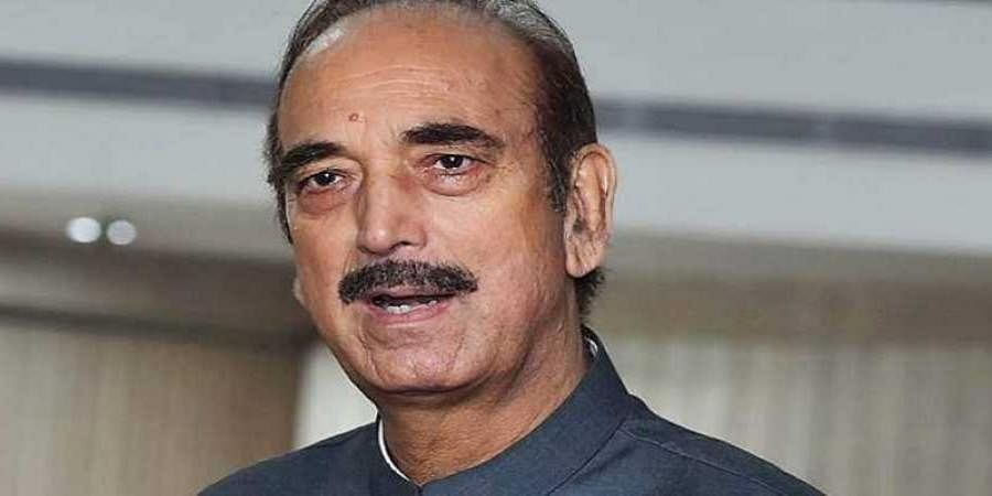 Congress has no problem if PM post denied, aim is to oust NDA government: Ghulam Nabi Azad