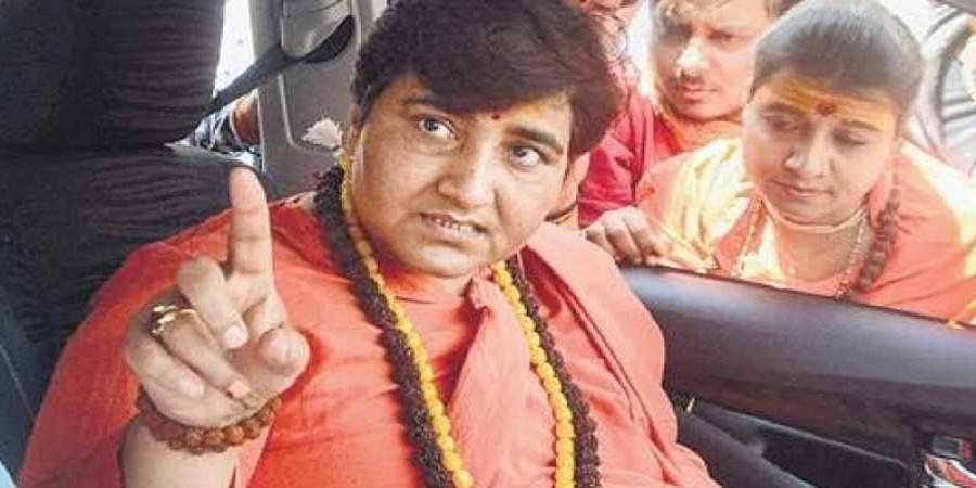 BJP says Sadhvi Pragya has apologised for 'Godse a deshbhakt' comment