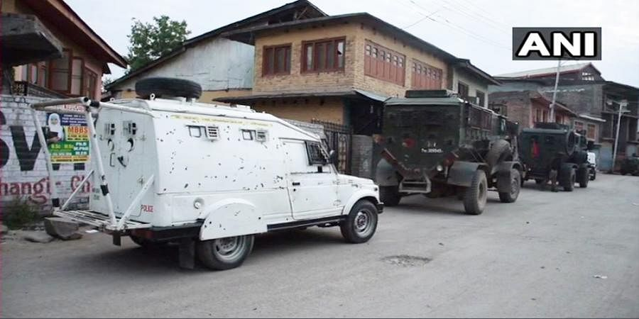 Pulwama encounter: Two terrorists killed, one jawan has lost his life