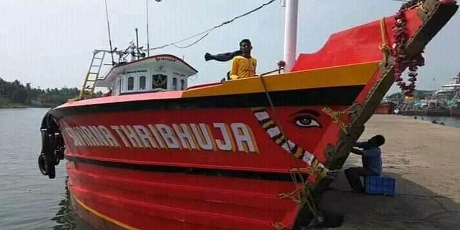 Fishing vessel Suvarna Tribhuja tragedy: Missing-fisherman's brother dies