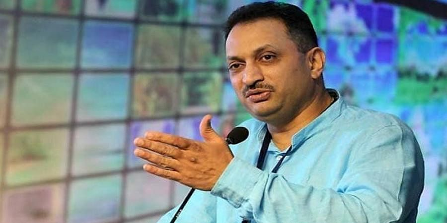 My account was hacked since yesterday Says Anantkumar Hegde After Godse Row