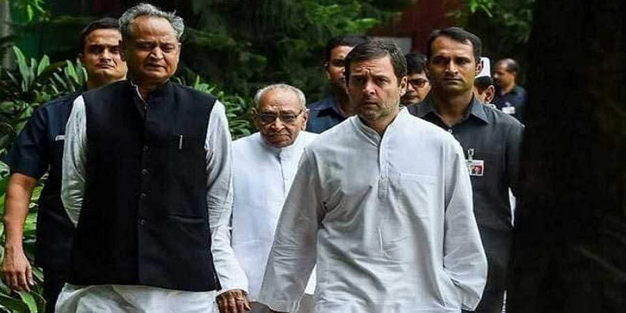 Exit Polls: In 3 Heartland States, Congress Fails Build On Win, Says Exit Polls