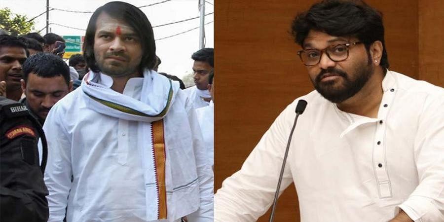 TMC cadres attack BJP's Babul Supriyo, Tej Pratap's security guard heckles media persons