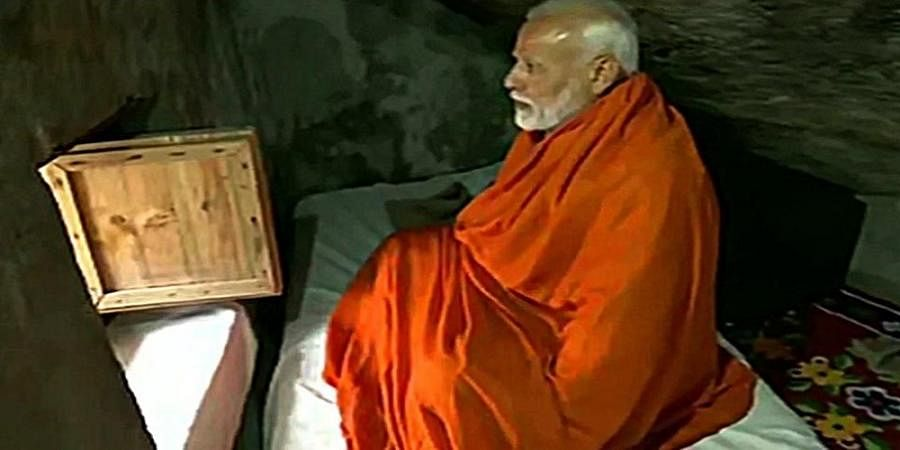 Cave PM Modi meditated in can be rented for Rs 990/day