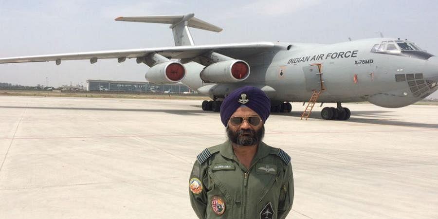 Group Captain Sandeep Singh Chhabra