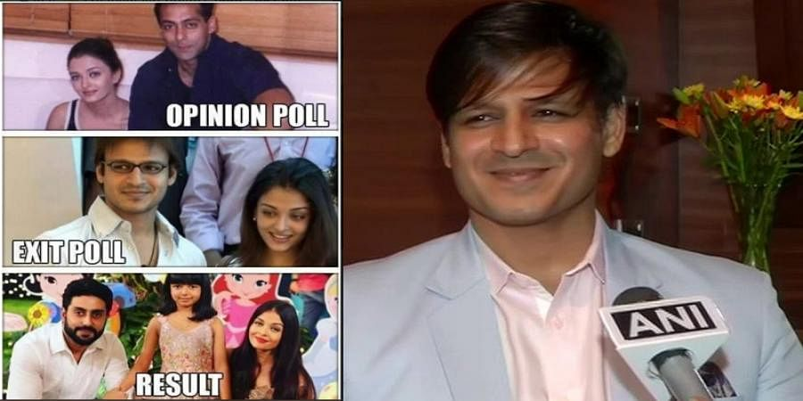 'What's wrong in it': Vivek Oberoi on meme row