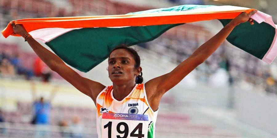 Asian Championships winner Gomathi fails dope test