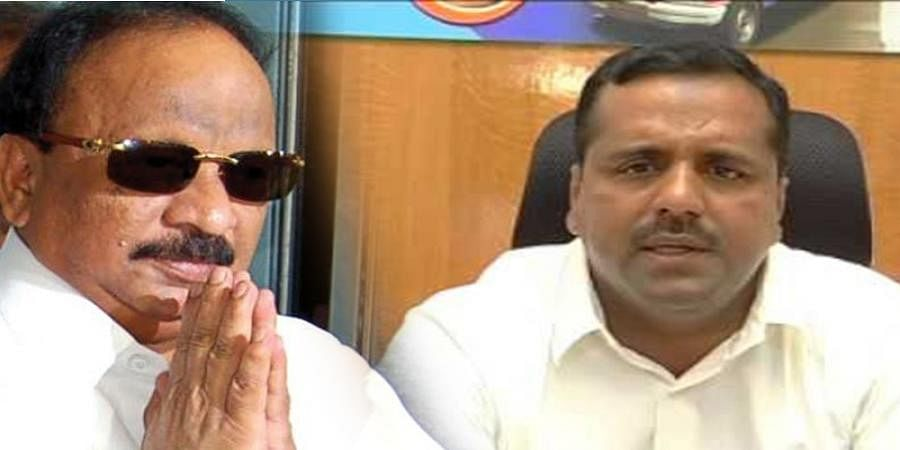UT Khader Criticizes Roshan Baig over his Comments on Congress Party