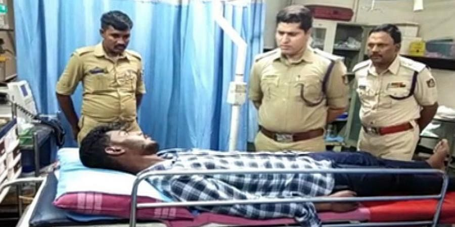 Bengaluru Police fired on Driver murder accused