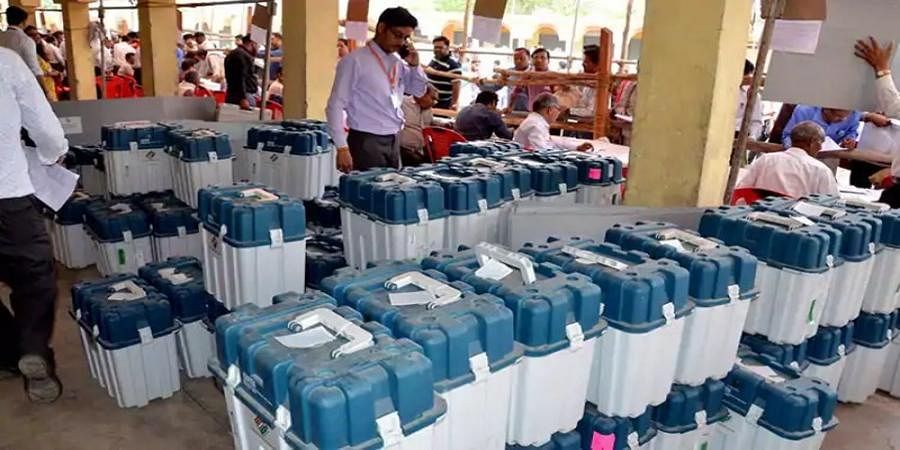 Lok Sabha Election Results 2019:  Election Commission of India will begin counting votes for 542 constituencies on 23 May at 7 am
