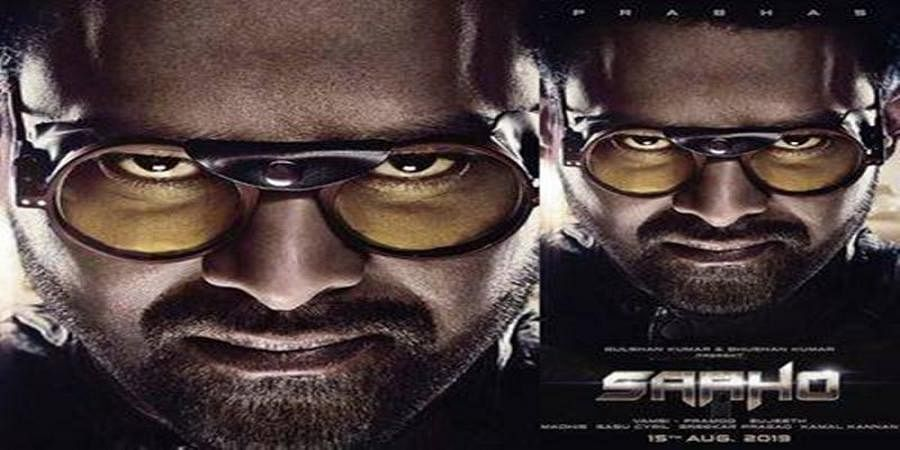 Prabhas confirms Saaho release date in the new poster