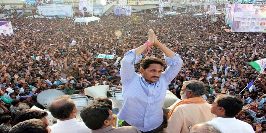 Jaganmohan Reddy to take oath as CM on May 30, says YSRCP