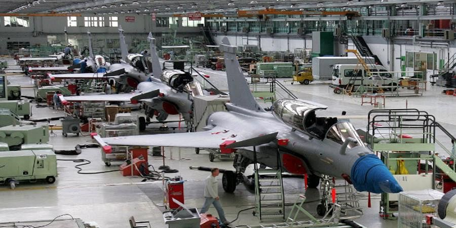 Break-in attempted at IAF's Rafale facility in Paris: Sources