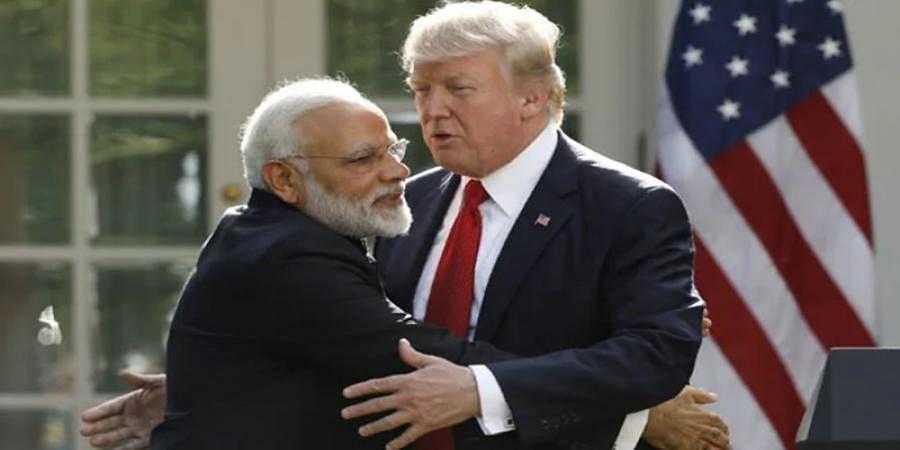 """Donald Trump Congratulates PM Modi For """"BIG"""" Election Win"""
