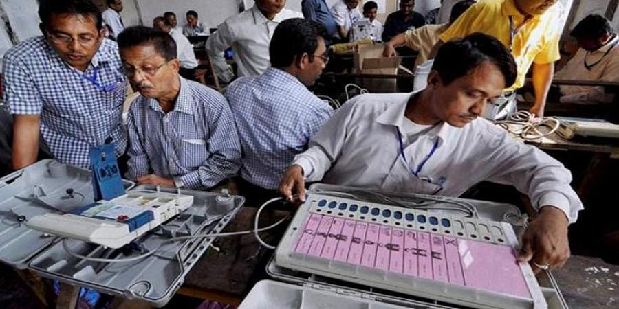 Election Commission launches app for voters to track results