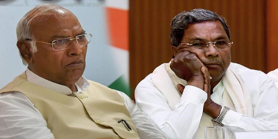 Dont blame Siddaramaiah For Lokasabha Election defeat says Mallikarjun Kharge