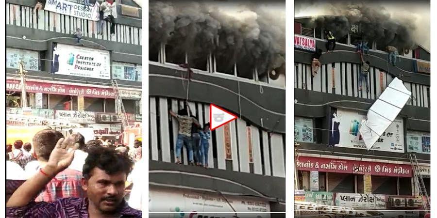 Surat Coaching Centre Fire; Death toll rises 18, Probe on