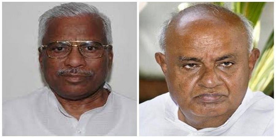HD Devegowda should shun hate politics, says Tumkur MP GS Basavaraju