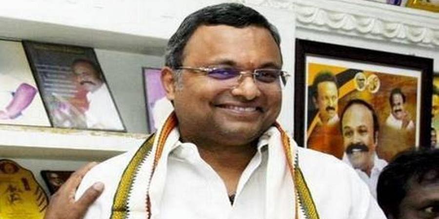 Congress leader Karti Chidambaram wins Sivaganga Lok Sabha seat