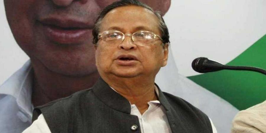 Niranjan Patnaik takes responsibility for election debacle in Odisha, resigns as OPCC chief
