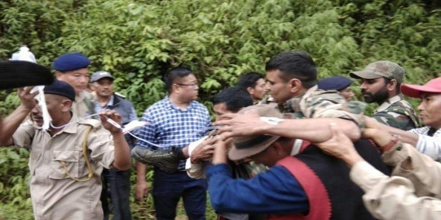 Two Assam Rifles jawans killed, three injured in ambush by militants in Nagaland