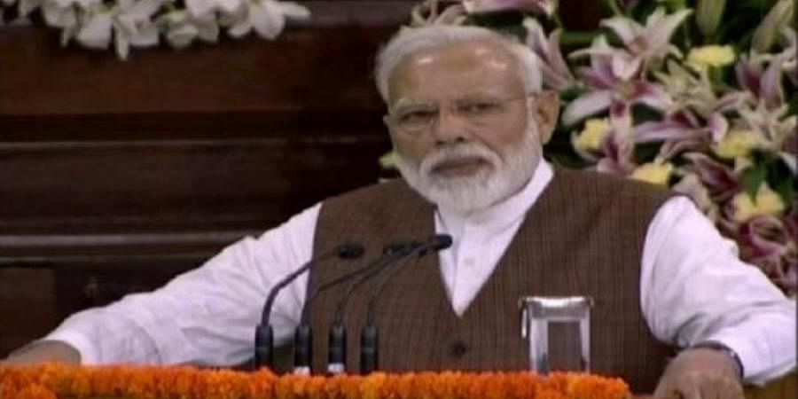 People accepted us for our 'seva bhav', says Narendra Modi