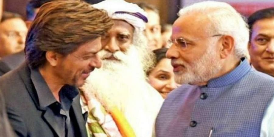 Shah Rukh Khan wishes to Narendra Modi for his grate victory in Lok Sabha polls