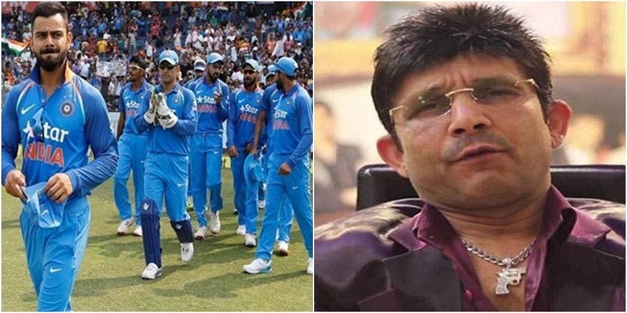 Team India-Kamal Khan