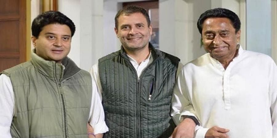 Madhya Pradesh Poll Results Expose New Crisis: Congress Vs Congress