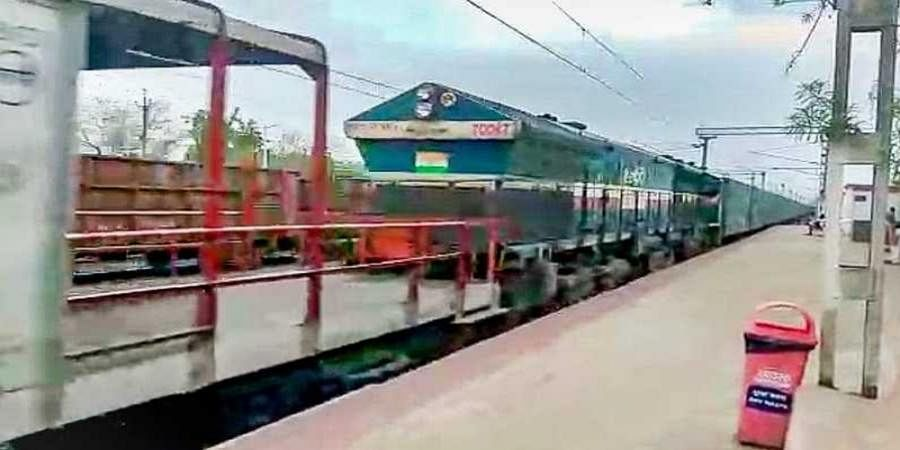 Railways creates history, runs 2-km long 'Anaconda' freight train with 177 wagons
