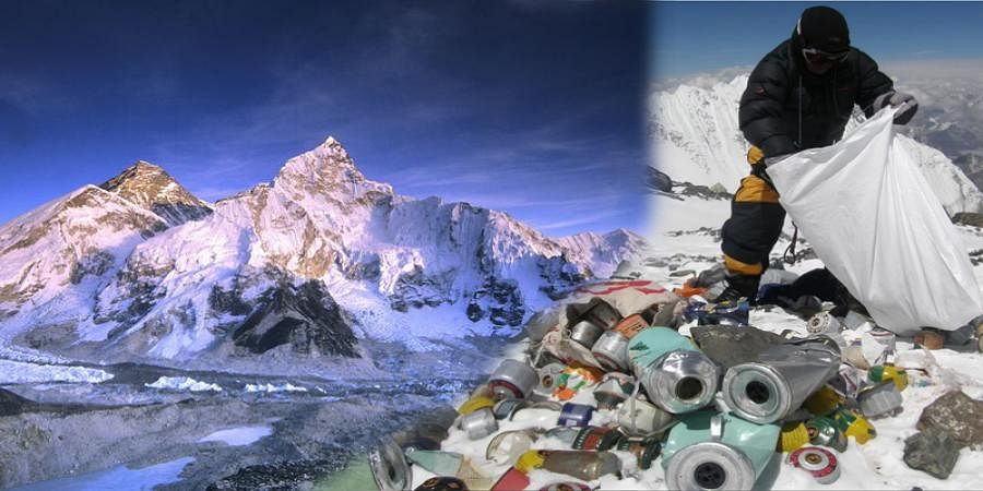 Nepal Authorities Clear 11 Tonnes Of Trash From Mount Everest
