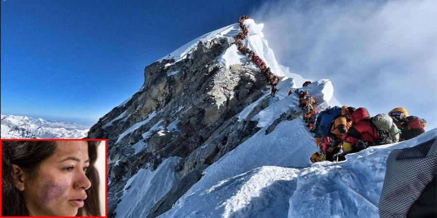 'Permit only trained climbers to scale Everest': 'Traffic jam' survivor calls for stringent rules