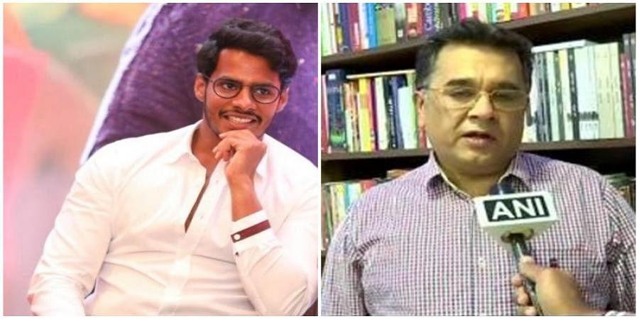 Nikhil Kumaraswamy and Vishweshwar Bhat